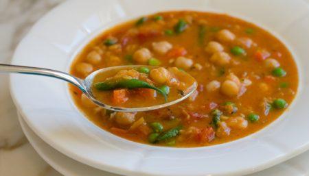 Veg-O-Lentil Soup