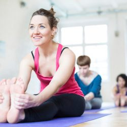 Yoga To Manage Hypothyroidism & Prevent Weight Gain