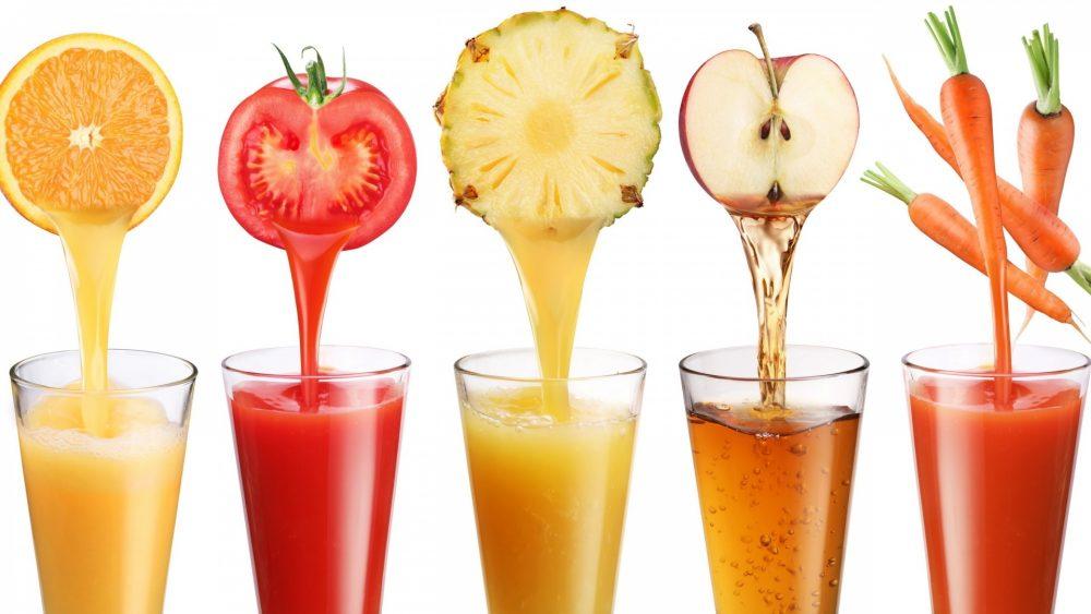 juicy healthy options