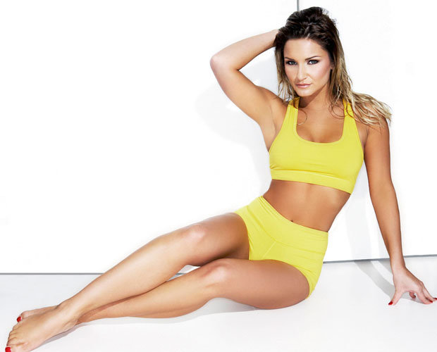 Sam Faiers: English TV Star (TOWIE) Reveals Her Workout