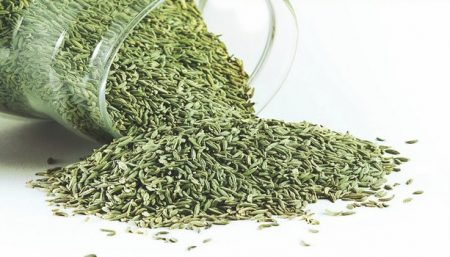 stomach bloating herbal