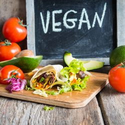 High-Carb, Vegan Diet Causes Major Weight Loss
