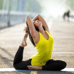 Yoga Asanas To Maximize Hip Stability