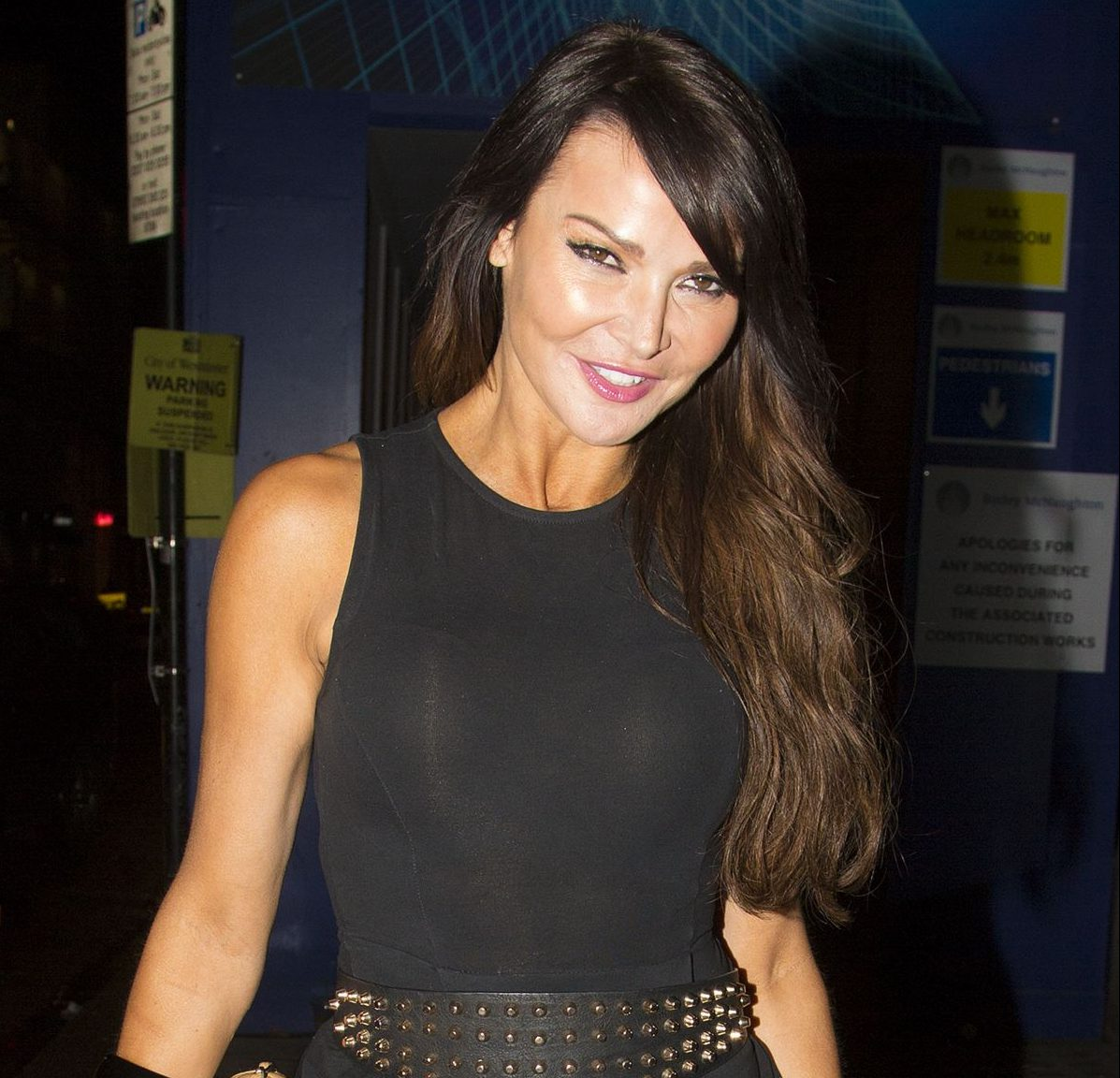 Lizzie Cundy Queen Of The Red Carpet Speaks Her Heart Out