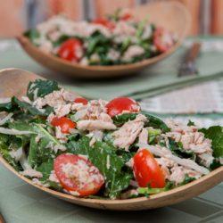 Baby Kale Tuna Salad