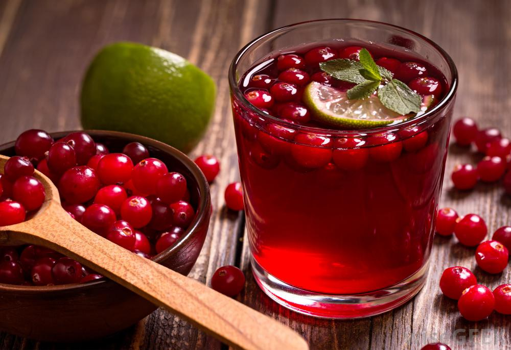 what does drinking cranberry juice do