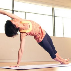Yoga For Building Core Stability