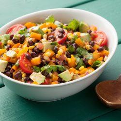 Leafy Bean Salad