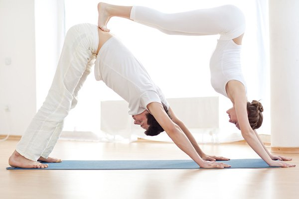 Partner Yoga: Better Control & Movement - Women Fitness
