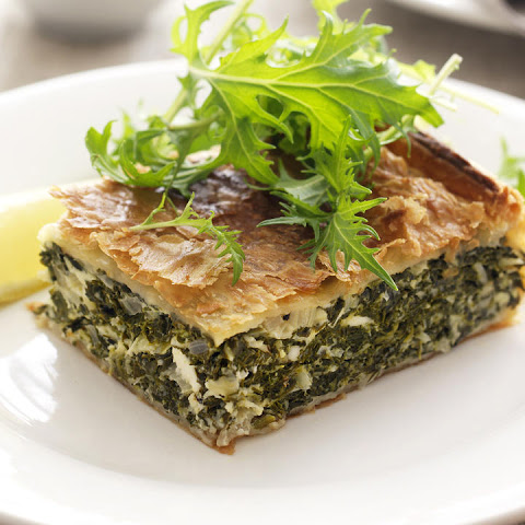 Spinach And Cottage Cheese Timbale Women Fitness