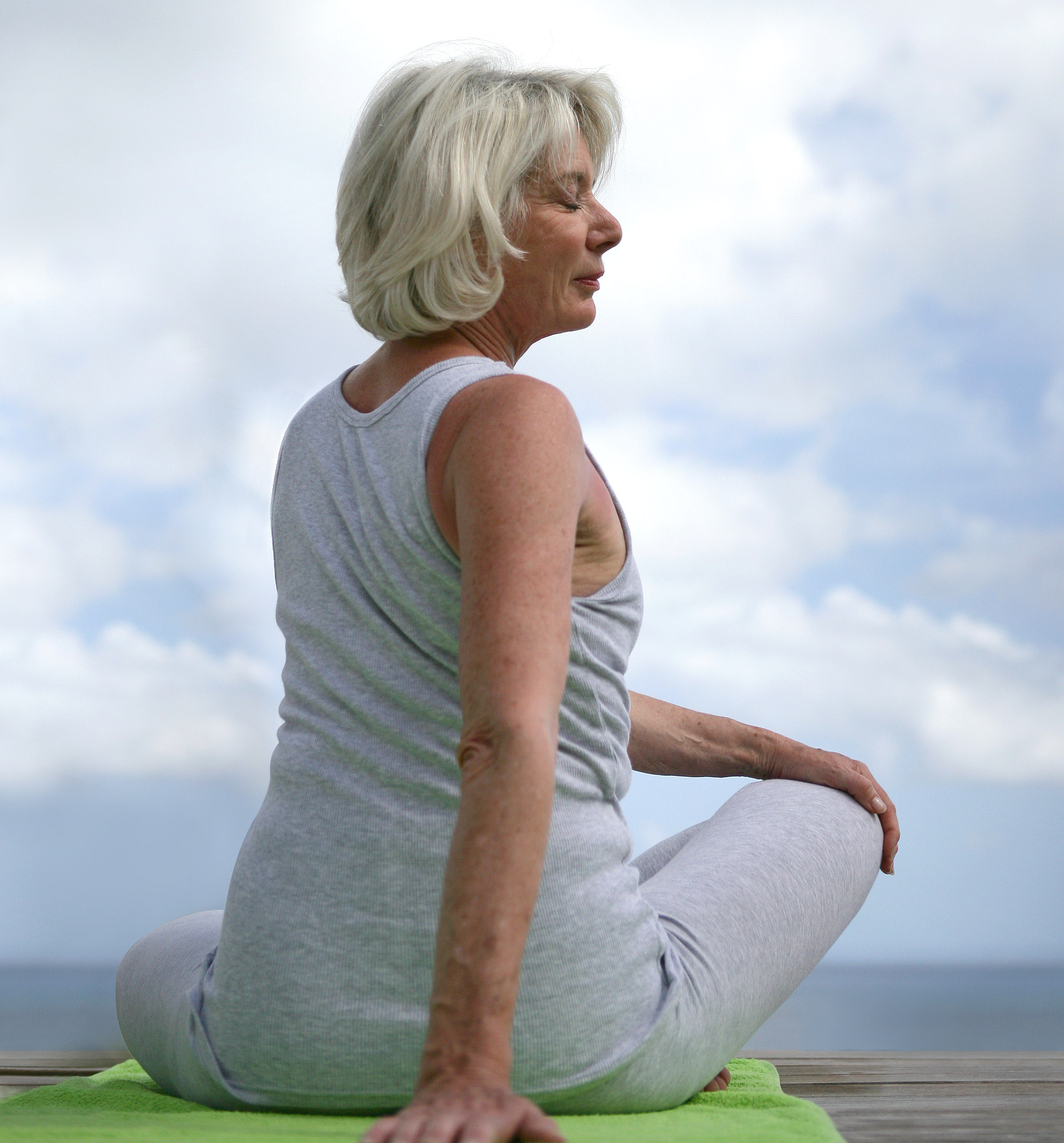 Yoga to Manage Arthritis Pain