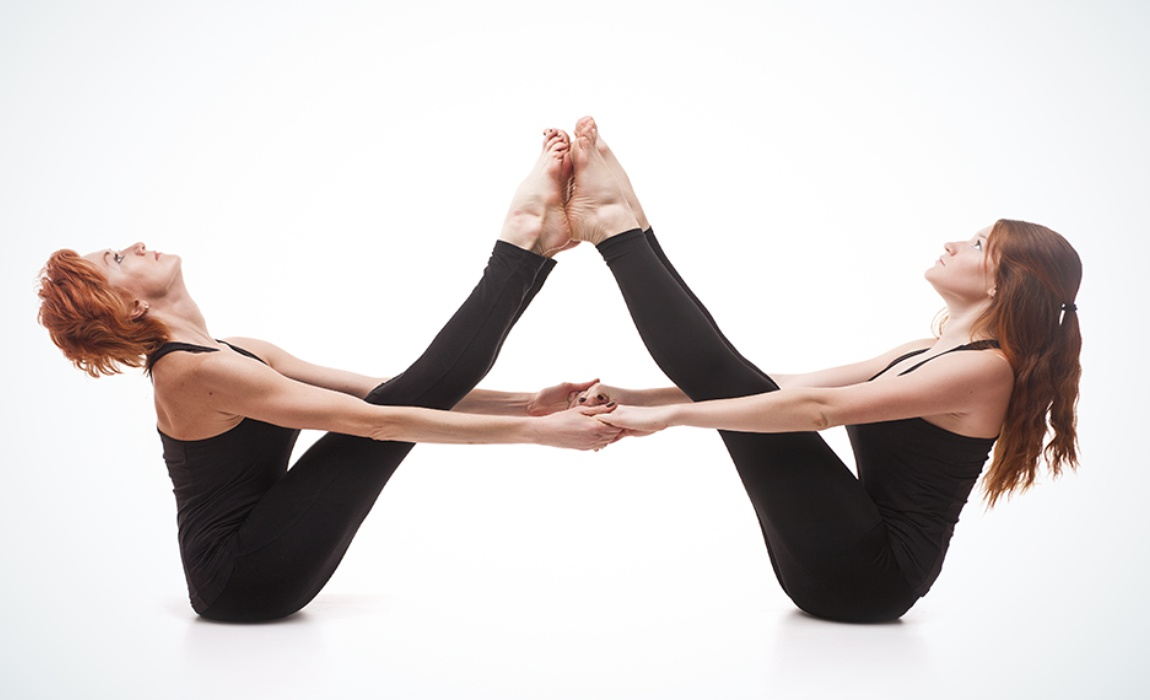 Duo Yoga Mother S Day Special Women Fitness