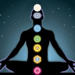 CHAKRAS : The Wheels Of Spinning Light
