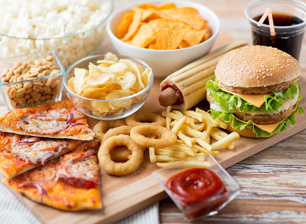 The Convenience Of Fast Food