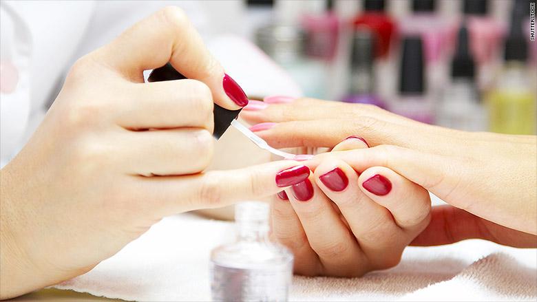 Nail salon health hazards women fitness for A new look nail salon