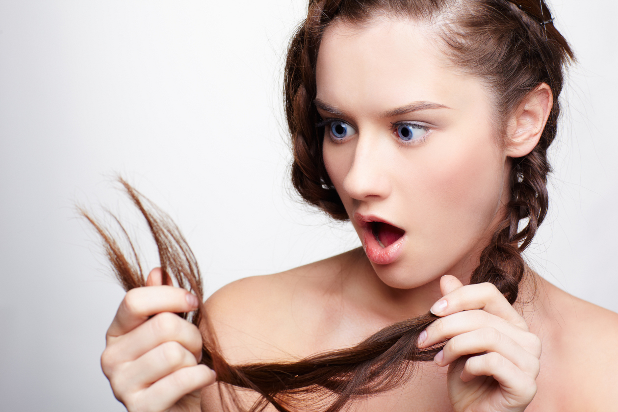 Eat your way to Better Hair
