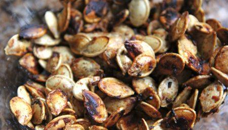 Pumpkin Seed Snack