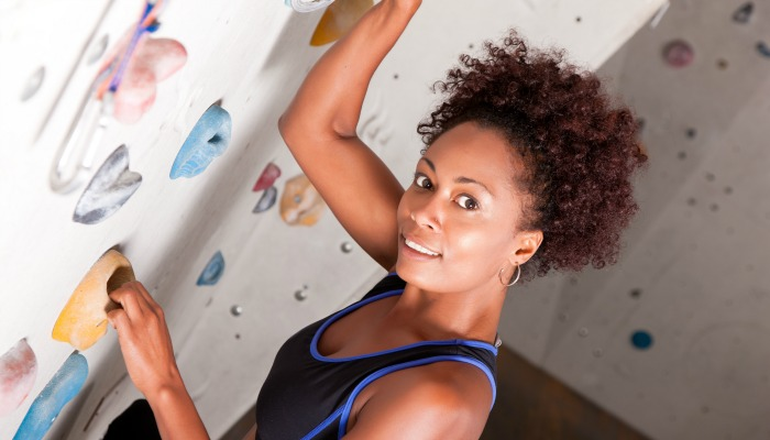 At-home Rock Climber Workout