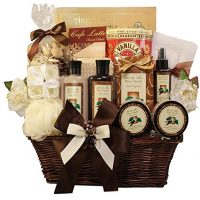 coffee spa gift pack