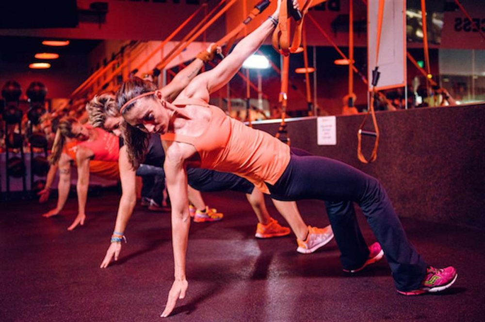 Fitness Trends 2017