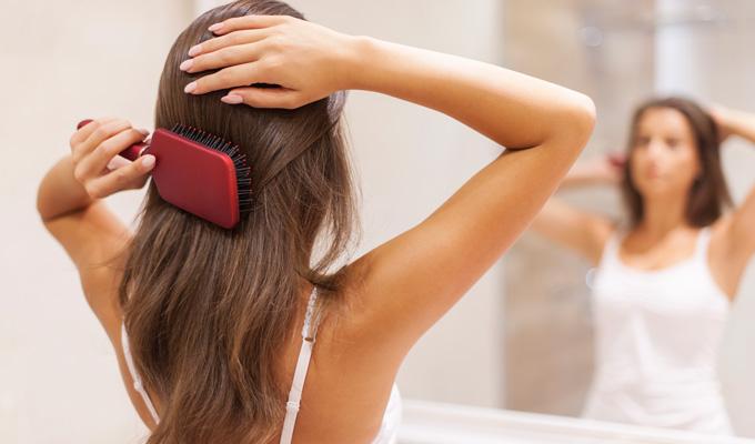 Iron Deficiency Hair Loss