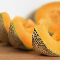 MULBERRY MUSKMELON WEDGE