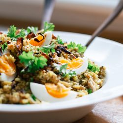 Mixed Rice Kedgeree With Kippers