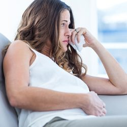 Perinatal Depression:  Having Little Interest Or Pleasure.