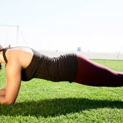 Time To Plank Up Your Abs