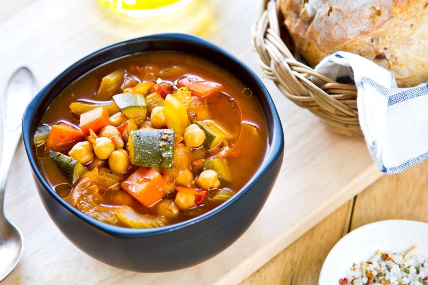 Summer Veggie Soup