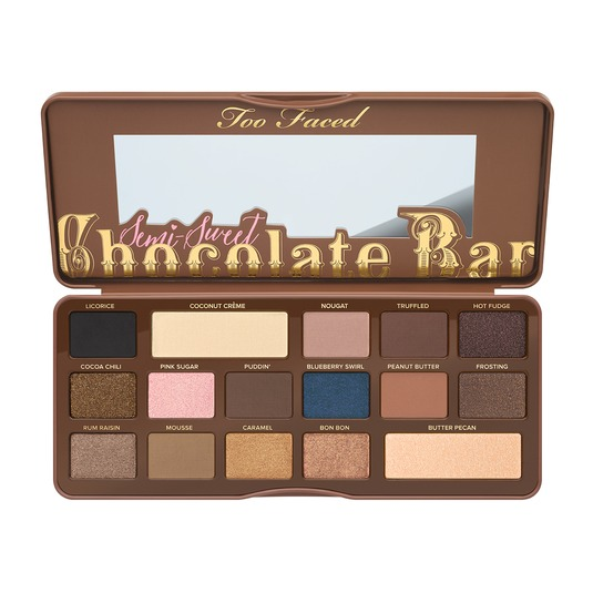 Too Faced Semi-Sweet Chocolate Bar Shadow Palette