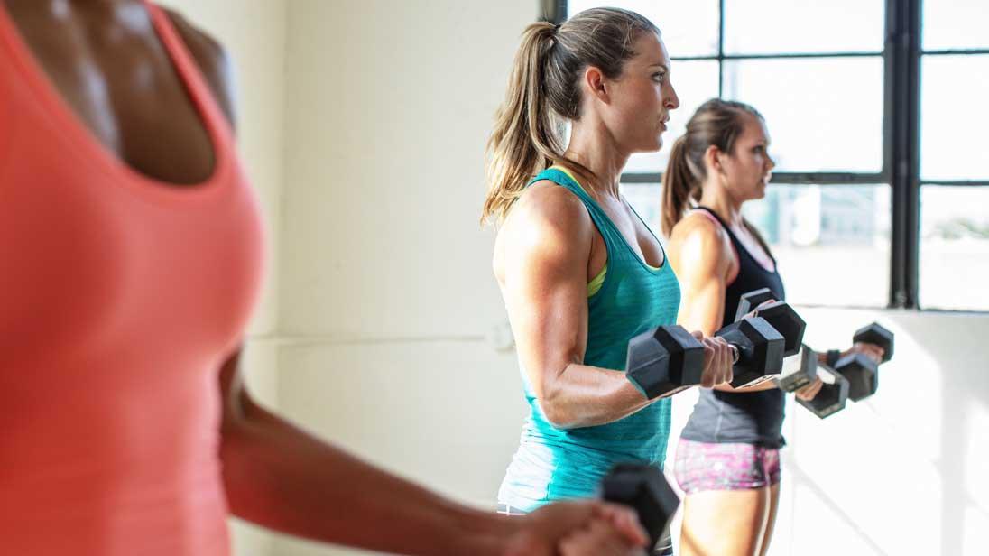 Training body-type
