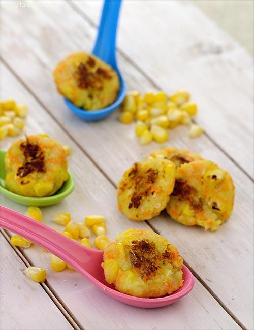 corn cutlets