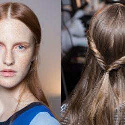Hair & Make-up Trends For Spring-Summer