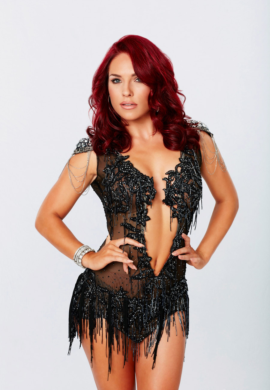 Sharna Burgess Dancing With The Stars 1st Runner Up