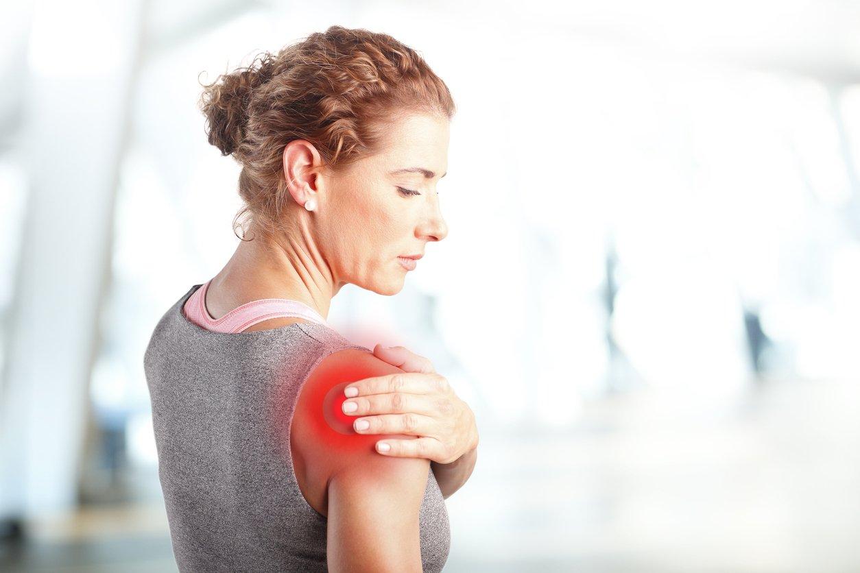 Deltoid Muscle Strain