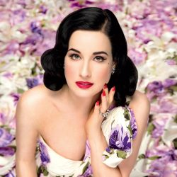 Burlesque Queen Dita Von Teese Shares Her Fitness & Beauty Secrets!