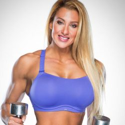 IFBB Figure Pro Alissa Parker Reveals Her Workout, Diet & Beauty Secrets