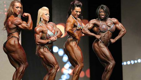 Competitive Bodybuilding