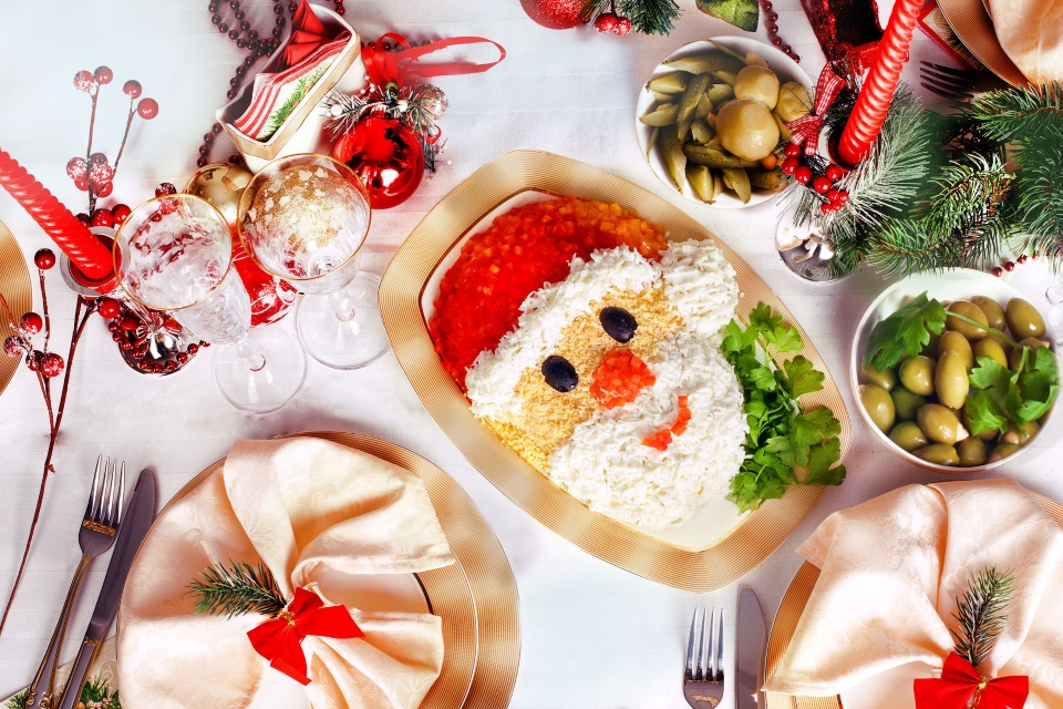 HEALTHY FOOD HOLIDAY