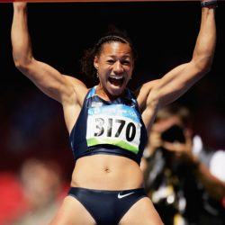 Hyleas Fountain: World Leading Heptathlete & Winner of Olympic Silver Medal Reveals Her Success Secrets