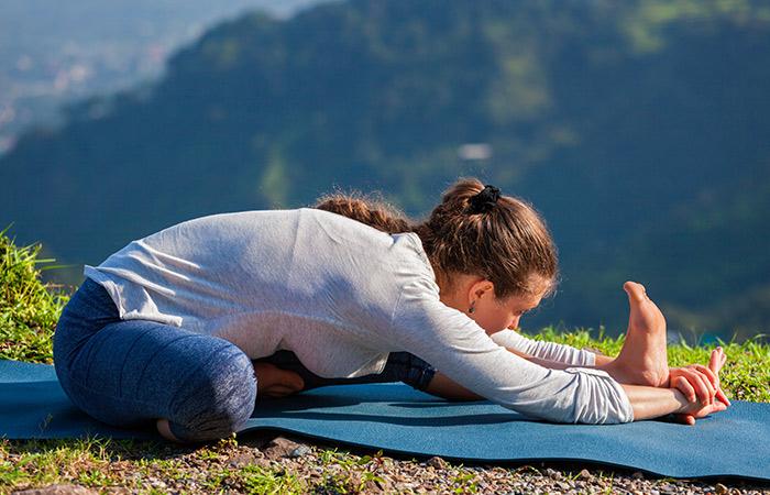 Psoriasis Yoga Asanas