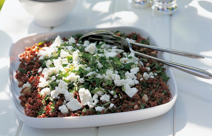 Red-Rice Dressing