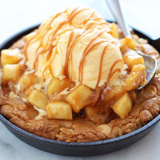 Square Apple Pie
