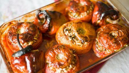 Stufffed Tomatoes