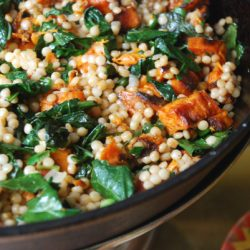 Sweet Vegetable Couscous