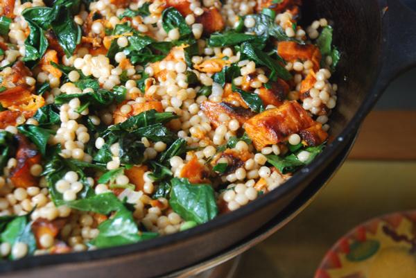 Sweet Vegetable Couscous