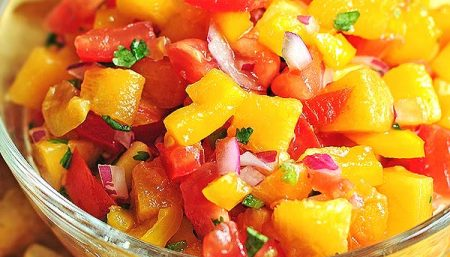 Pepper Salsa