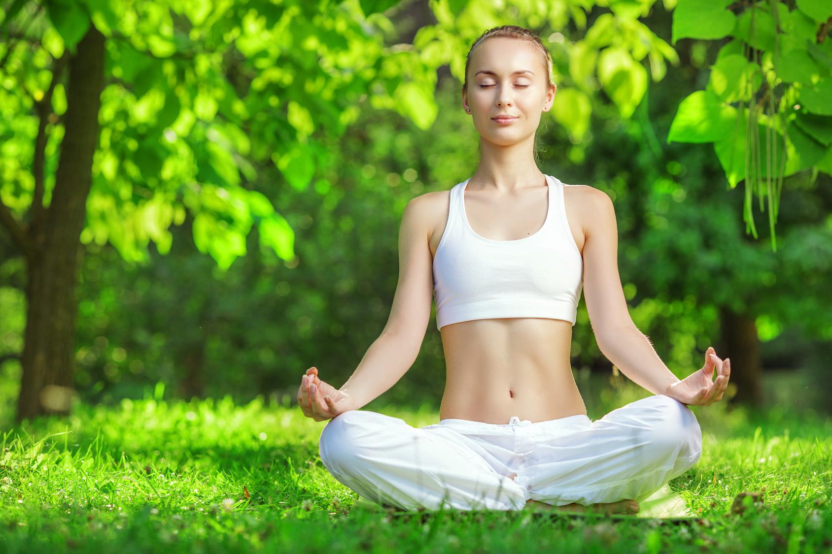 Медитация на похудение джон