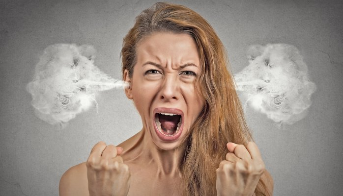 ANGER: Learning To Control The Volcano Within - Women Fitness
